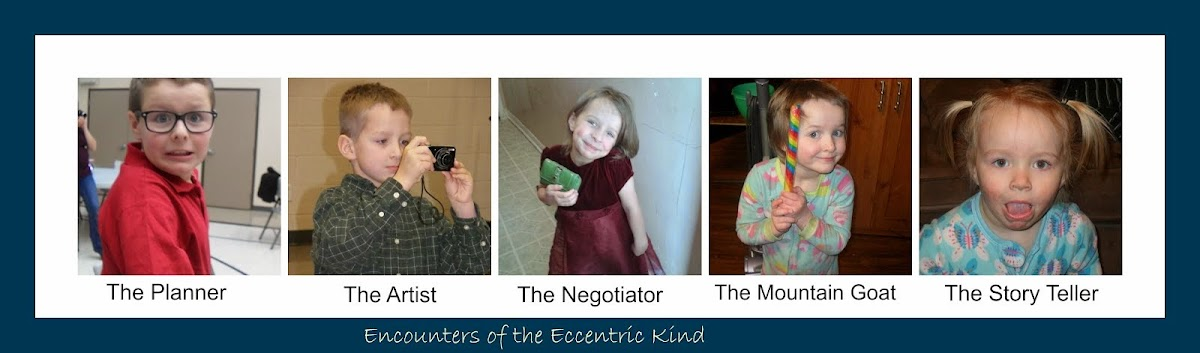 Encounters of the Eccentric Kind