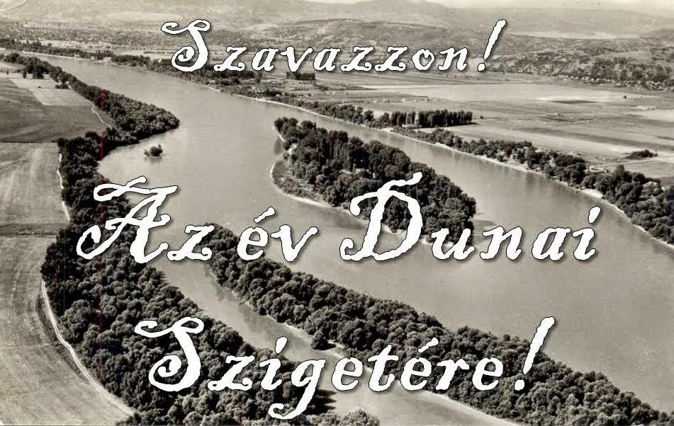 Az év dunai szigete 2014