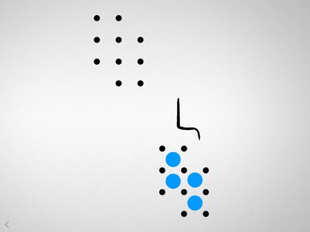 Blek mobile game screenshot