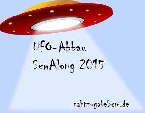 UFO-Abbau-Sew-Along 2015