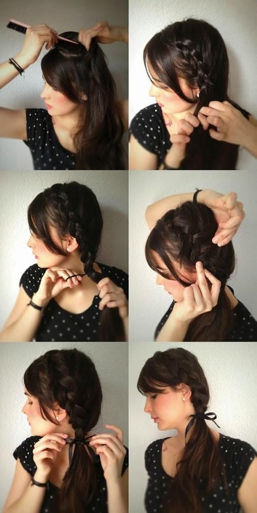 Belleza En Tips Peinados Con Trenzas