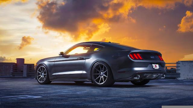 Velgen Ford Mustang vmb9 Wheels