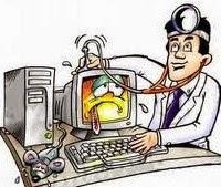 Cara Merawat Komputer Atau Laptop Dengan Baik Dan Benar  Cara Merawat Komputer Atau Laptop Dengan Baik Dan Benar - Selamat berjumpa lagi ya kawan-kawan hehheeee..pada postingan ini sepertinya akan memberikan sedikit tips tentang Cara Merawat Komputer Atau Laptop Dengan Baik Dan Benar.  Kenapa harus kita mengetahuinya cara merawat komputer ini ? karena jika kita tidak merawat komputer atau laptop kita dengan baik maka peralatan dari komputer akan cepat rusak. Jadi kita perlu juga maintance terus kondisi komputer dan laptop yang kita pakai. Supaya pemakaiannya akan lebih lama sesuai yang kita inginkan.  Untuk merawat komputer kita meman tidak begitu susah kok, cukup lakukan services secara berkala supaya peralatan komputer tetap awet dan bisa tahan lama digunakan. Bagaimanakah Cara Merawat Komputer Atau Laptop Dengan Baik Dan Benar itu ? Mari kita lihat beberapa hal yang harus kita perhatikan untuk merawat komputer ini.  Bagaimanakah Cara Merawat Komputer Atau Laptop Yang Baik Dan Benar ?  Hal-hal Yang Harus Di Hindari Pada Laptop/Komputer Supaya Tetap Awet Dan Tahan Lama Pemakaiannya.  Jauhkan dari api/panas, air, dan minyak. Jangan terlalu lama kompter/laptopnya hidup dalam sehari.Cukup digunakan secukupnya dan jika memang terpaksa memakai dengan waktu lama maka disarankan untuk selalu merestart sekali dalam 1 jam.Supaya system kompter tersebut bisa kembali refresh setelah direstart. Usahakan untuk tidak selalu terbentur oleh benda-benda yang bisa mengakibatkan kerusakan pada komponen komputer/laptop. Jangan terlalu banyak aplikasi di instal jika kita hanya memakai memory dan prosesor yang minim. Lakukan scan pada data-data komputernya. Update anti virus setiap hari. Jangan biasakan mematikan komputer dengan menekan tombol shutdown pada cpu. Jadi itulah beberapa hal yang harus kita perhatikan supaya komputer atau laptop yang kita gunakan bisa lama pemakaiannya sesuai yang kita inginkan. Jadi 7 point umum diatas silahkan kawan-kawan hindari ya supaya komputer tetap o