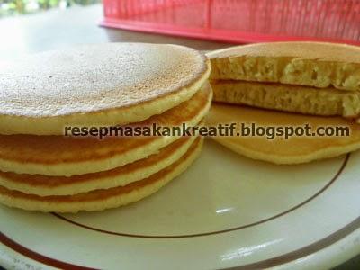 Cara Membuat Pancake Enak Sederhana Adonan Praktis