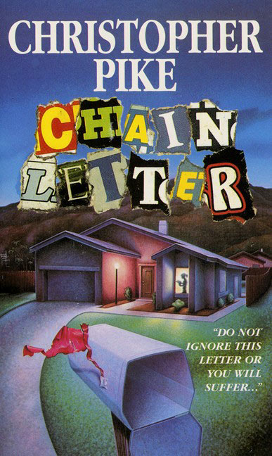 Young Adult Revisited: Chain Letter (Christopher Pike)