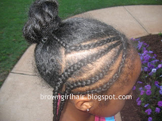 hair styles for little girls braids cornrows