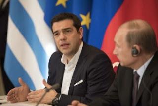 ΠΟΙΟΣ ΔΟΥΛΕΥΕΙ ΠΟΙΟΝ? Ρώσο-γερμανική συμφωνία για νέο αγωγό – Τέλος ο ελληνοτουρκικός