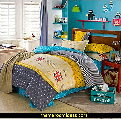 Love London Cotton Bedding