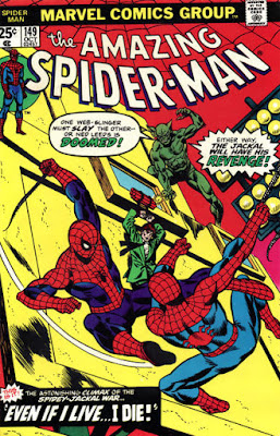 Amazing Spider-Man #149, the Jackal