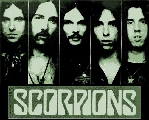 Scorpions band album - photo#1