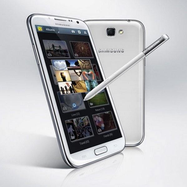 Samsung Galaxy Note 2 recibe la actualización a Android 4.4 KitKat