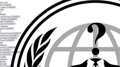 La guerra sigue en pie; Anonymous libera la discografía de Sony