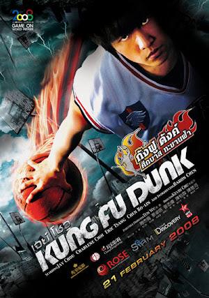 Pemain Kung Fu Dunk
