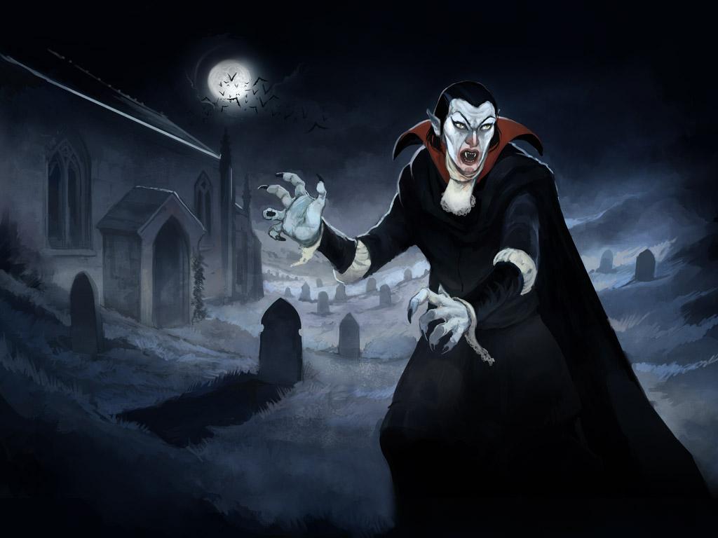 Dark Wallpapers: Vampire Wallpapers