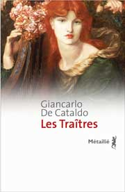 Roman historique italien  Les tratres  de Giancarlo De Cataldo
