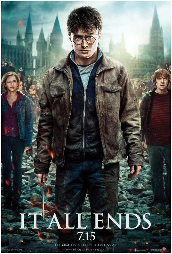 Phim Harry Potter Và Bảo Bối Tử Thần 2 - Harry Potter And The Deathly Hallows 2