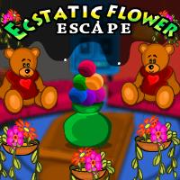Yal Ecstatic Flower Escape Walkthrough