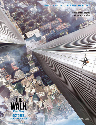 Ver En la cuerda floja (The Walk) (2015) Online