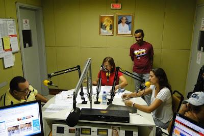 """JM do Ceará participa do """"Programa Vida Missionária"""" da Rádio Dom Bosco"""