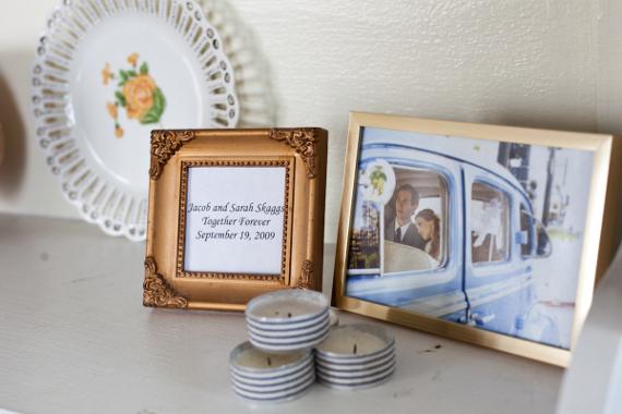 Sarah's Little Tiny House Tour: Details + DIY's