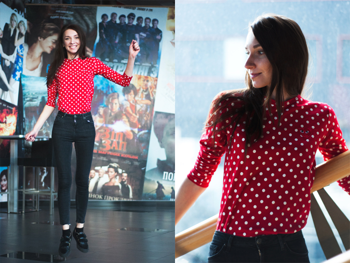Comme des Garçons Play, блоггер Овсий Анна, lifestyle blog, stylist kiev