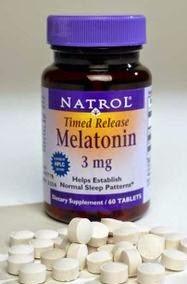 مكملات الميلاتونين لعلاج هشاشة العظام