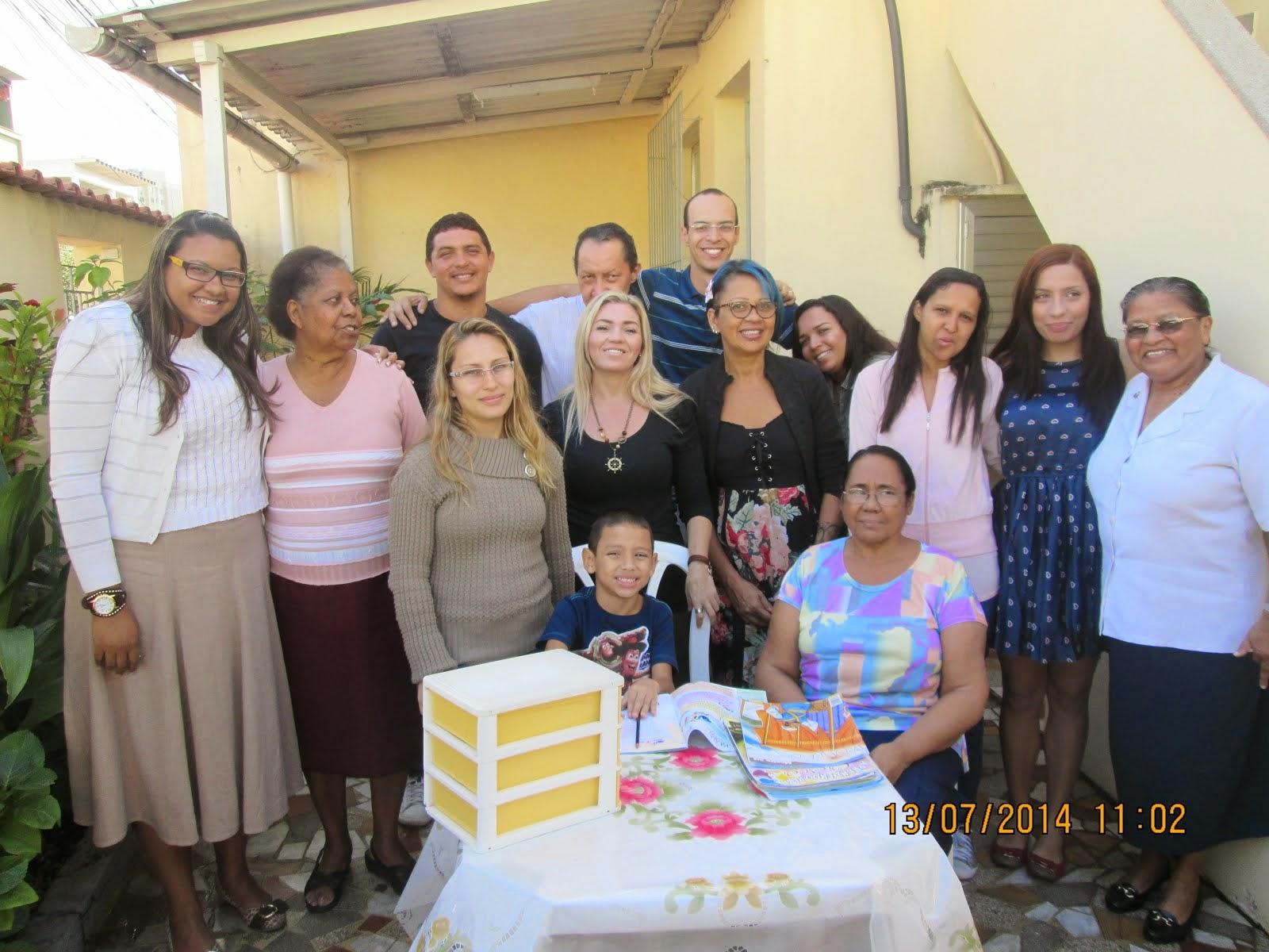 INAUGURAÇÃO DA 1ª TURMA INFANTIL DA ADMEP