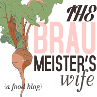 braumeisters wife a food blog