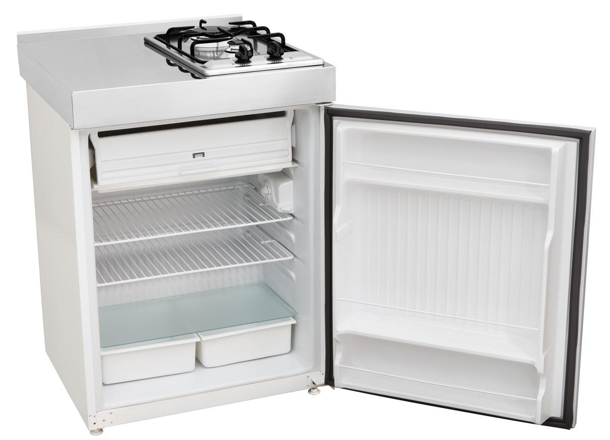 blog de decoração Arquitrecos: Charme extra para as mini cozinhas  #5E5851 1200 865