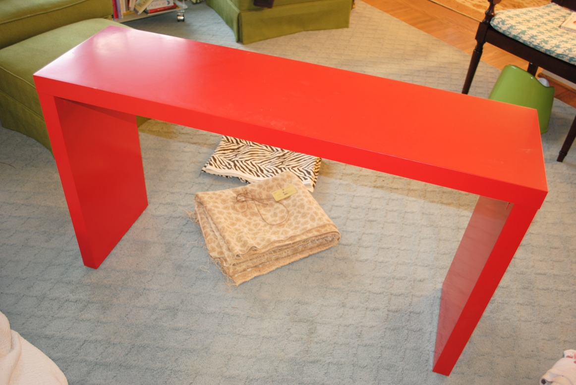 Ikea malm console table images for Ikea malm console table