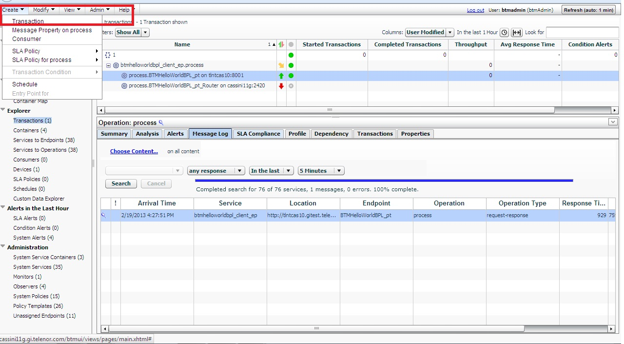 oracle soa step by step guide to create transaction in oracle btm rh ayshaabbas blogspot com Oracle SOA 11G Tutorial Oracle B2B