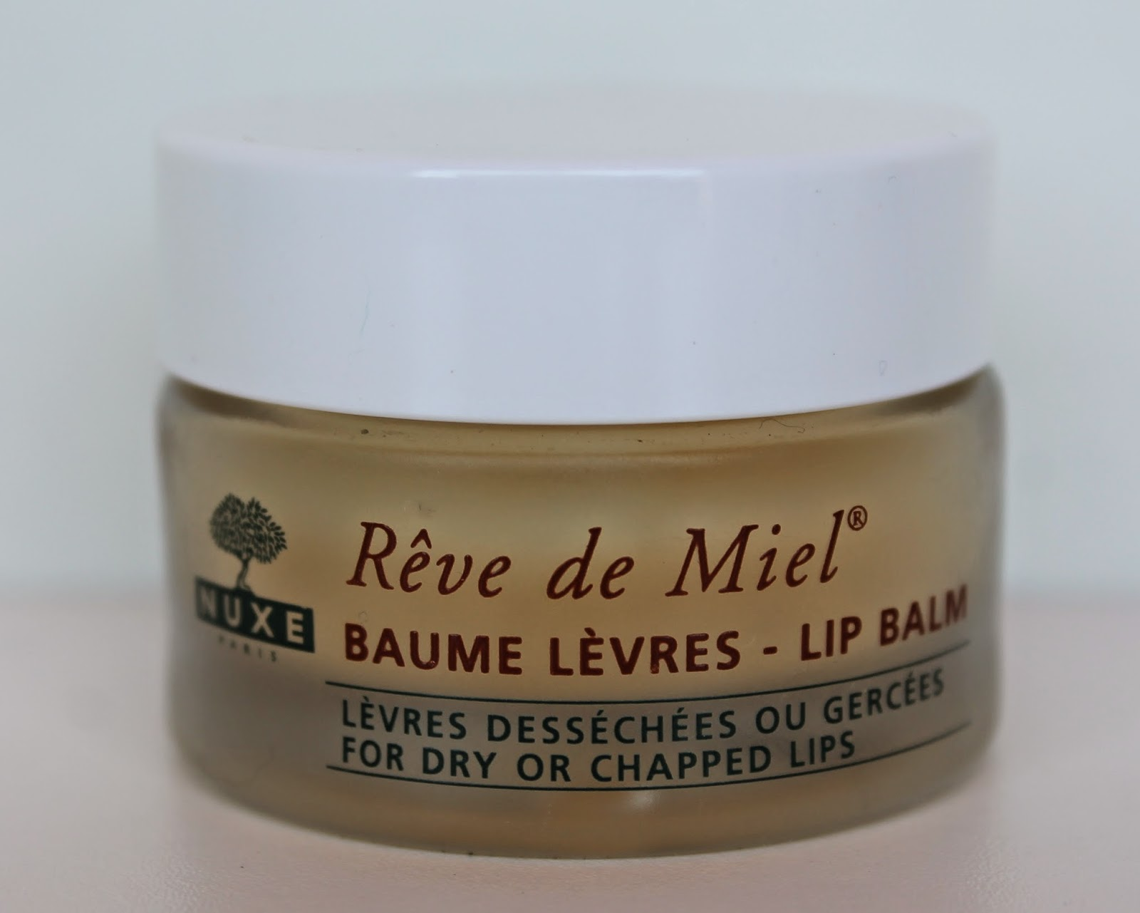Baume Lèvres Rêve de miel Nuxe