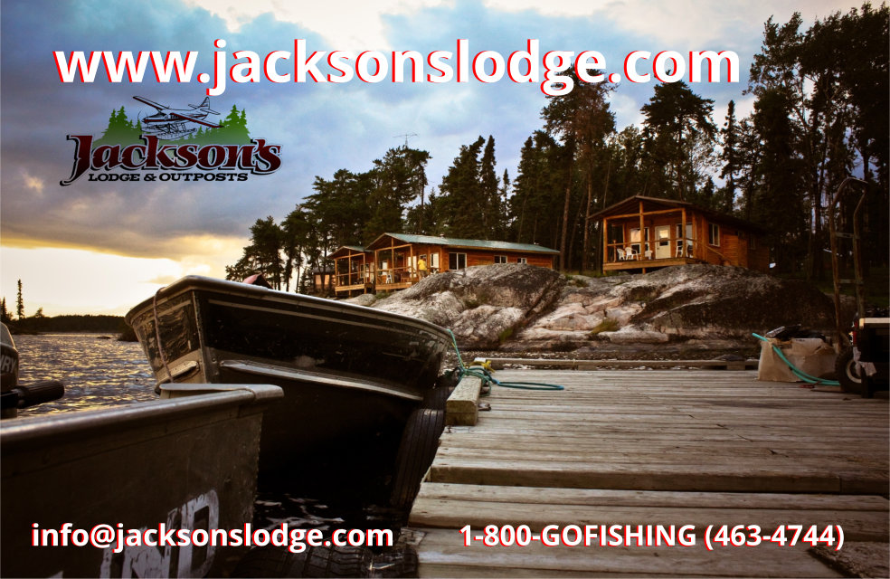 Jackson's Lodge & Outposts - 52 Blueberry Rock Dr, Lac du Bonnet Manitoba Canada