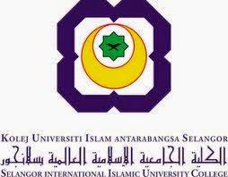 Jawatan Kerja Kosong Kolej Universiti Islam Antarabangsa Selangor (KUIS) logo www.ohjob.info