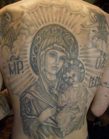 John tuohy 39 s russian mafia gangster december 2012 for Russian mafia tattoos