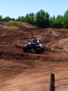 Jenna MacDonald on her DRR 90 at E-town, NJ, 5/23/15.#DRR #DRRUSA #DRRracing