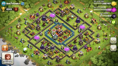 Clash of Clans Apk 8.67.8 Mod Hile İndir