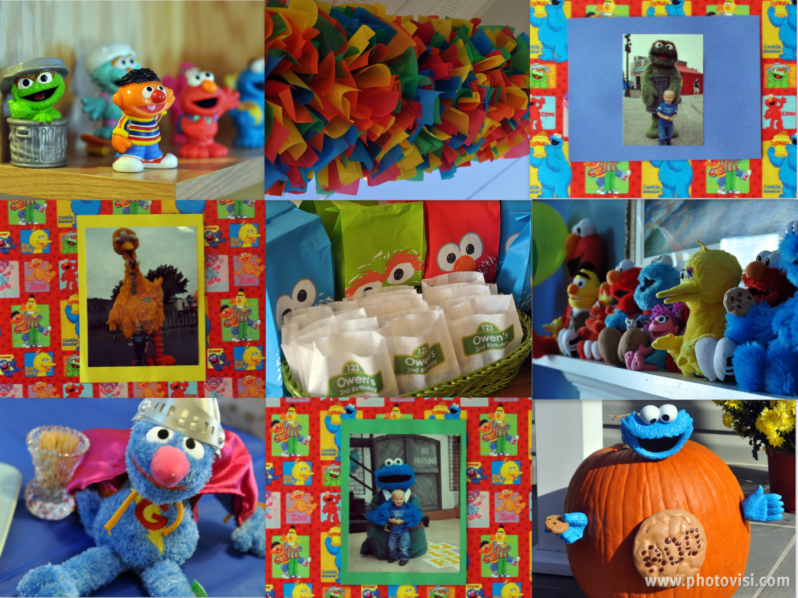 TryItMom: O's Sesame Street 2nd Birthday Party