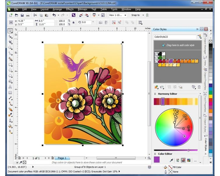 Corel Draw 12 Essential Training In Urdu