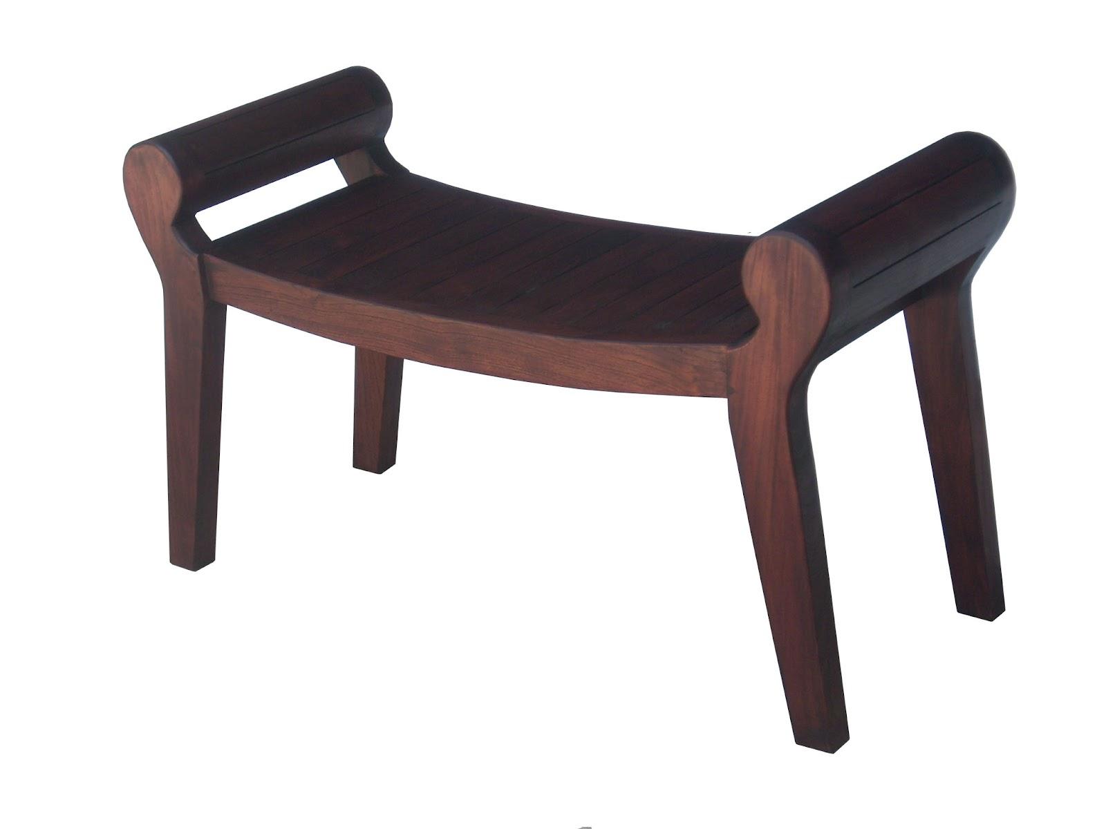 handicrafts idea: Bench