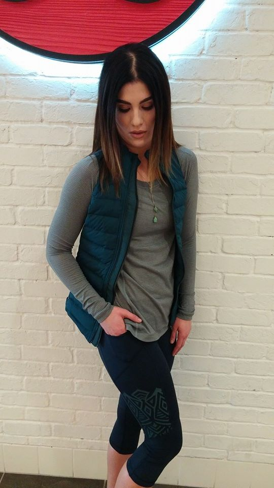 lululemon  fluffed-up-vest