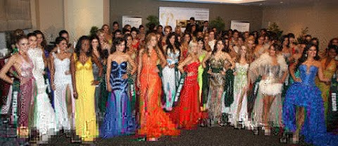 Long Gown Competition & Press Presentation Photos - Miss Earth 2011