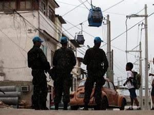 Brasil: Troca de tiros no Complexo do Alemão atinge soldado das forças de pacificação