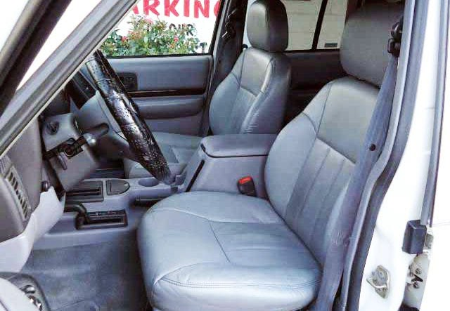Jeep cherokee seat covers image