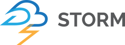 Logo of Apache Storm project