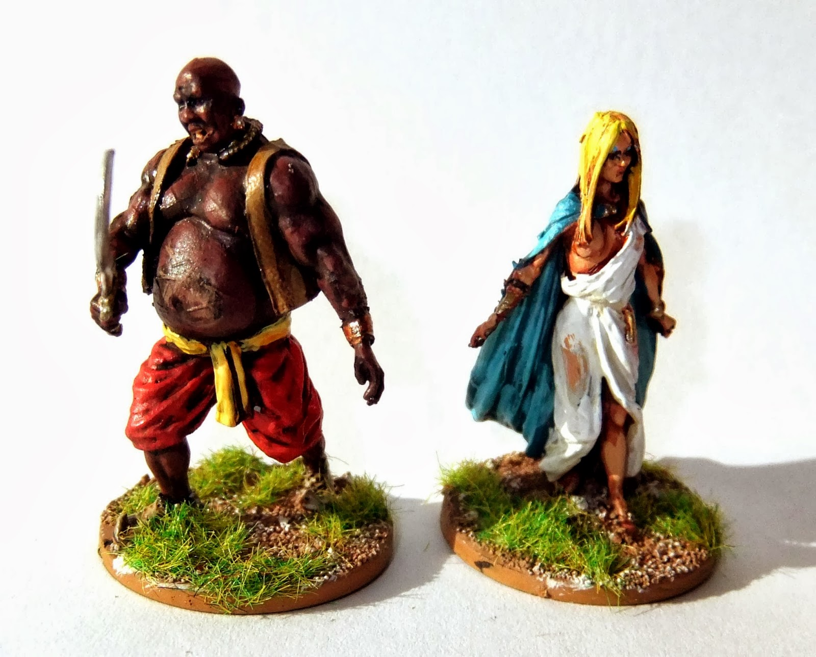 age of gods and mortals miniatures by eric