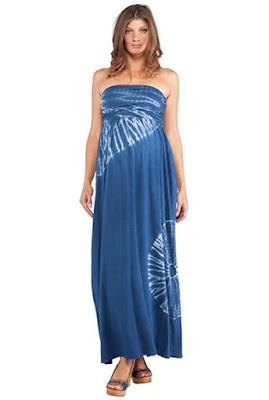vestido de gestante