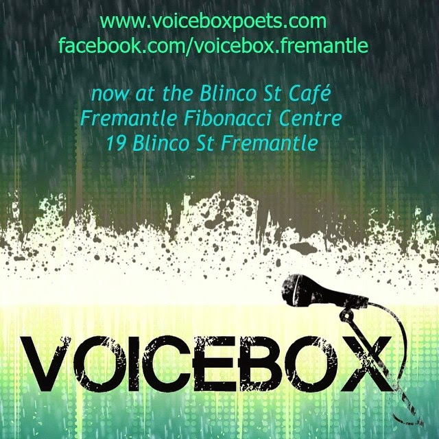 Voicebox at Blinco St Cafe