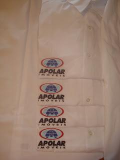 Personalização de logo marcas