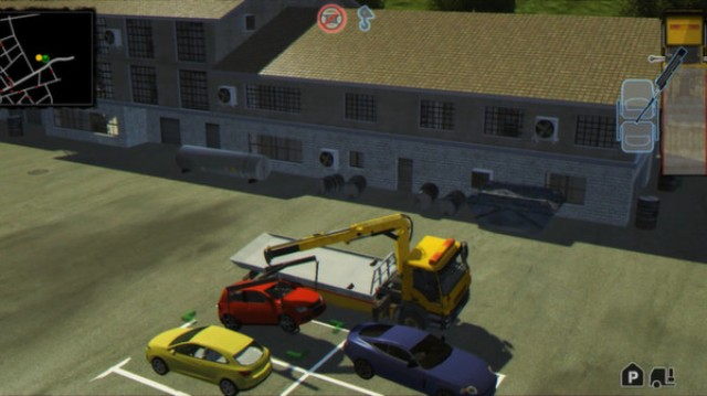 Towtruck Simulator 2015 Free Download PC Games